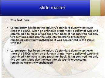 Sandwich Caribbean style PowerPoint Template - Slide 2