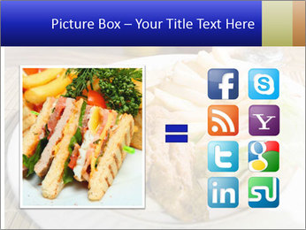 Sandwich Caribbean style PowerPoint Template - Slide 21