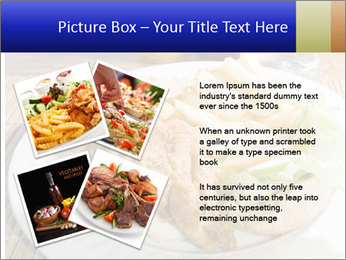Sandwich Caribbean style PowerPoint Template - Slide 23