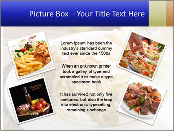 Sandwich Caribbean style PowerPoint Template - Slide 24