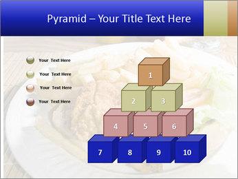 Sandwich Caribbean style PowerPoint Templates - Slide 31