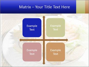Sandwich Caribbean style PowerPoint Template - Slide 37