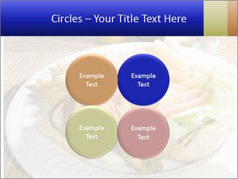 Sandwich Caribbean style PowerPoint Template - Slide 38
