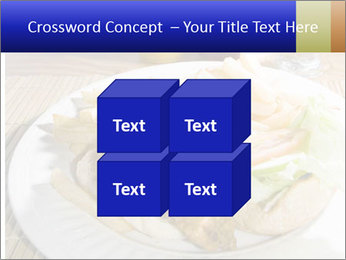 Sandwich Caribbean style PowerPoint Template - Slide 39