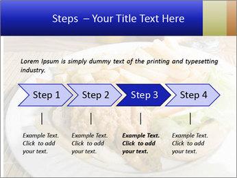 Sandwich Caribbean style PowerPoint Template - Slide 4