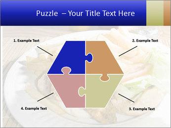Sandwich Caribbean style PowerPoint Template - Slide 40
