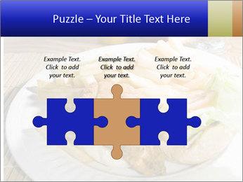 Sandwich Caribbean style PowerPoint Template - Slide 42