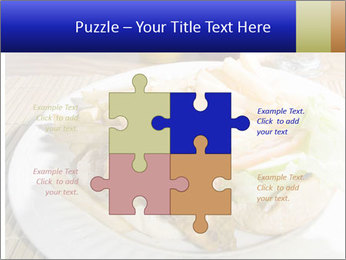 Sandwich Caribbean style PowerPoint Template - Slide 43