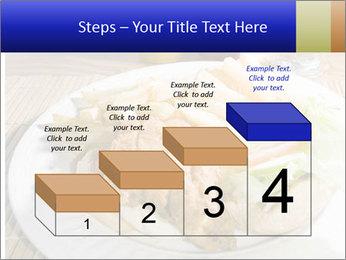 Sandwich Caribbean style PowerPoint Template - Slide 64
