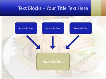 Sandwich Caribbean style PowerPoint Template - Slide 70