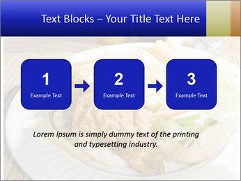 Sandwich Caribbean style PowerPoint Template - Slide 71