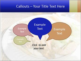 Sandwich Caribbean style PowerPoint Template - Slide 73