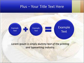 Sandwich Caribbean style PowerPoint Template - Slide 75