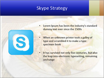 Sandwich Caribbean style PowerPoint Template - Slide 8