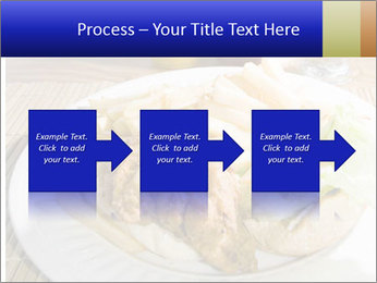 Sandwich Caribbean style PowerPoint Template - Slide 88