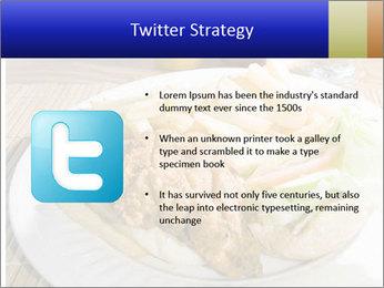 Sandwich Caribbean style PowerPoint Template - Slide 9