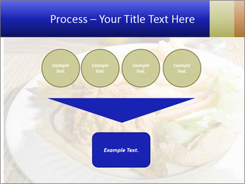Sandwich Caribbean style PowerPoint Template - Slide 93