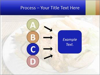 Sandwich Caribbean style PowerPoint Template - Slide 94