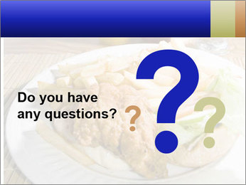 Sandwich Caribbean style PowerPoint Template - Slide 96