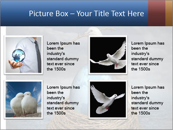 Global Peace PowerPoint Template - Slide 14