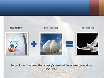 Global Peace PowerPoint Template - Slide 22