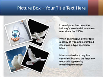 Global Peace PowerPoint Template - Slide 23