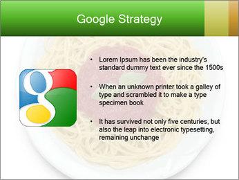 Italian pasta PowerPoint Template - Slide 10