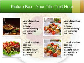 Italian pasta PowerPoint Template - Slide 14