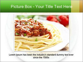 Italian pasta PowerPoint Template - Slide 15