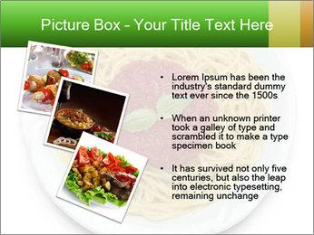 Italian pasta PowerPoint Template - Slide 17