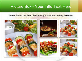 Italian pasta PowerPoint Template - Slide 19