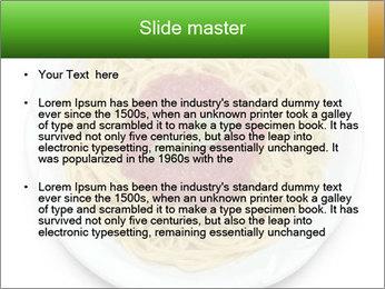 Italian pasta PowerPoint Template - Slide 2