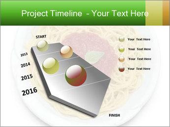 Italian pasta PowerPoint Template - Slide 26