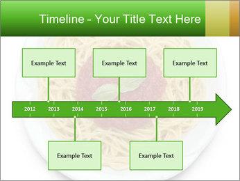 Italian pasta PowerPoint Template - Slide 28