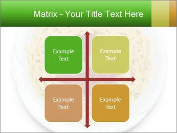 Italian pasta PowerPoint Template - Slide 37