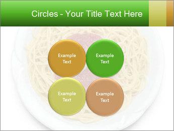 Italian pasta PowerPoint Template - Slide 38