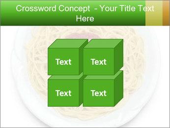 Italian pasta PowerPoint Template - Slide 39