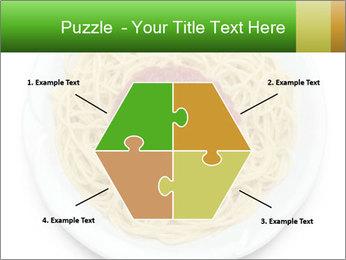 Italian pasta PowerPoint Template - Slide 40