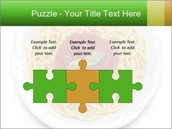 Italian pasta PowerPoint Template - Slide 42