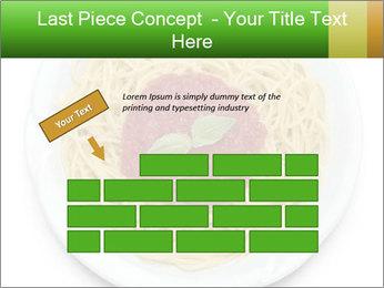 Italian pasta PowerPoint Template - Slide 46