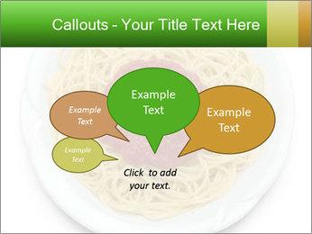 Italian pasta PowerPoint Template - Slide 73