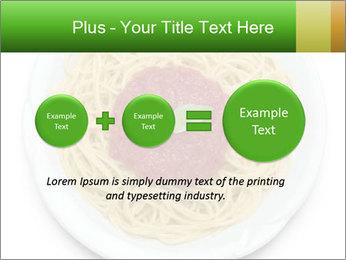 Italian pasta PowerPoint Template - Slide 75