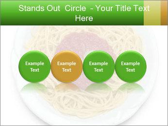 Italian pasta PowerPoint Template - Slide 76