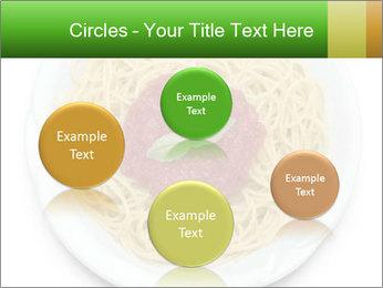 Italian pasta PowerPoint Template - Slide 77