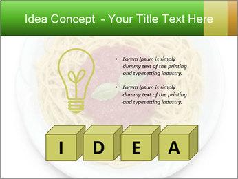 Italian pasta PowerPoint Template - Slide 80