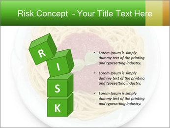 Italian pasta PowerPoint Template - Slide 81