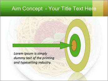 Italian pasta PowerPoint Template - Slide 83