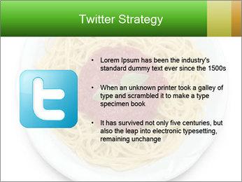 Italian pasta PowerPoint Template - Slide 9