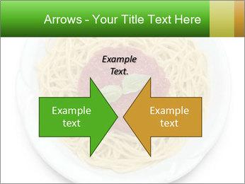 Italian pasta PowerPoint Template - Slide 90