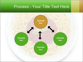 Italian pasta PowerPoint Template - Slide 91